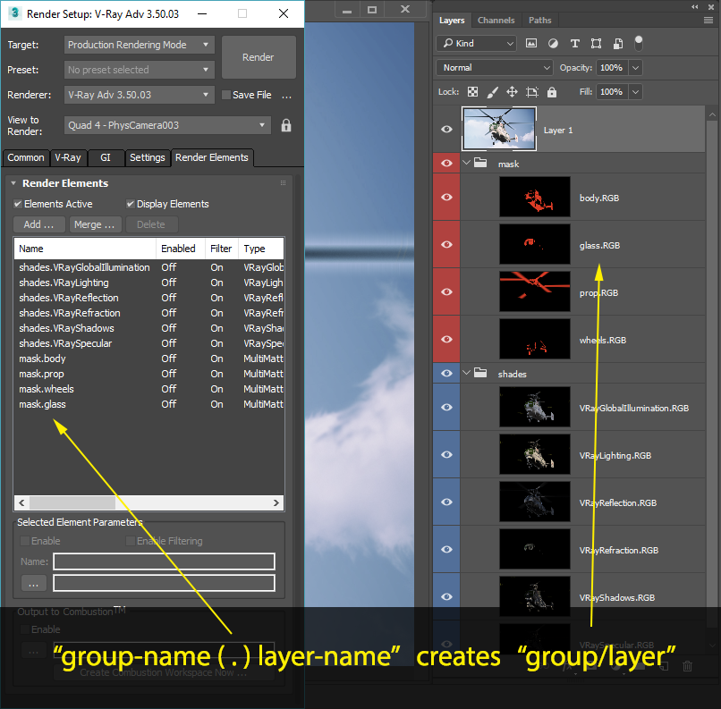 exr-io group layers explanation