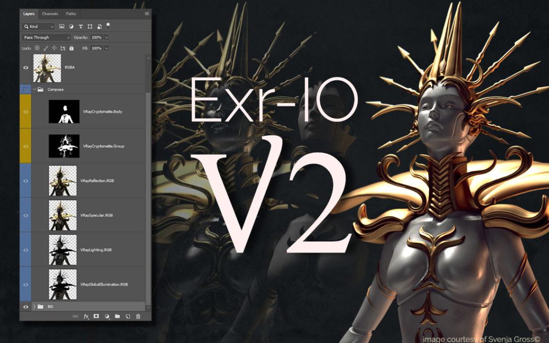 Exr-IO 2.00