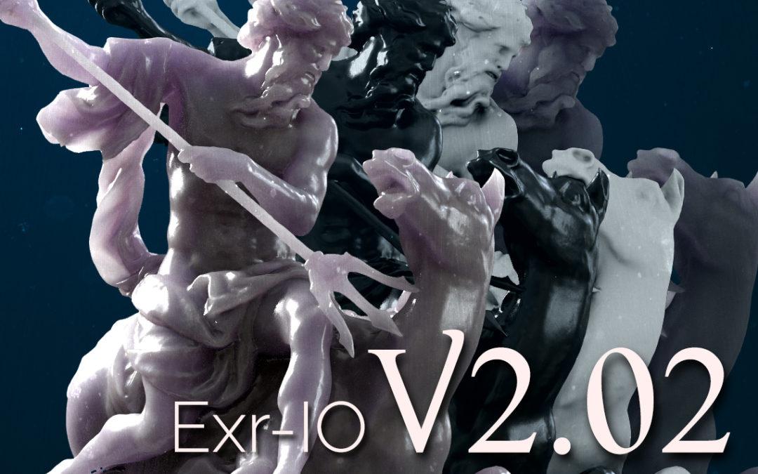 Exr-IO 2.02.00 Update