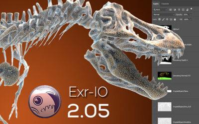 Exr-IO 2.05 (2022) Update!